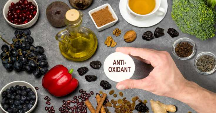 Antioxidants Food