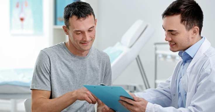 Adult Circumcision Procedure